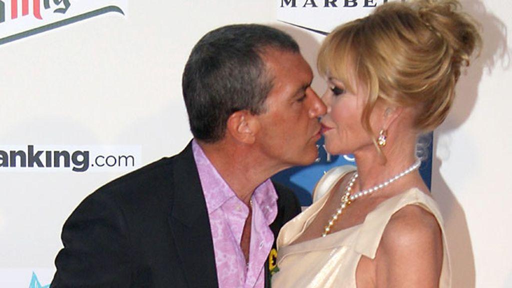 Uno de los matrimonios más cariñosos de Hollywood