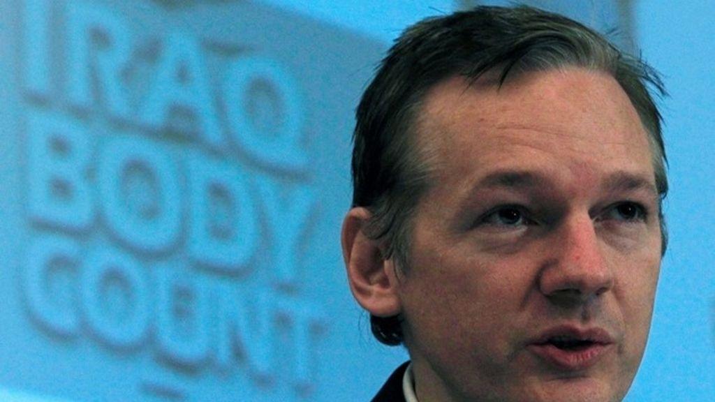 Australia ayuda a Julian Assange tras su detención