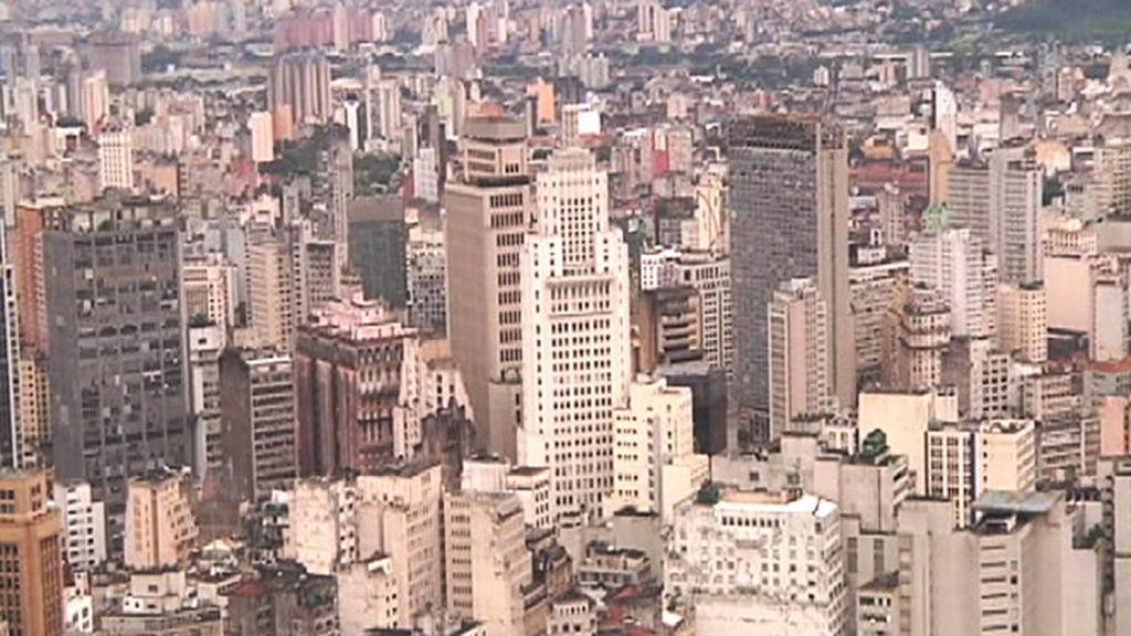 """Así es el """"skyline"""" de la capital de Brasil, la tercera ciudad más poblada del mundo"""
