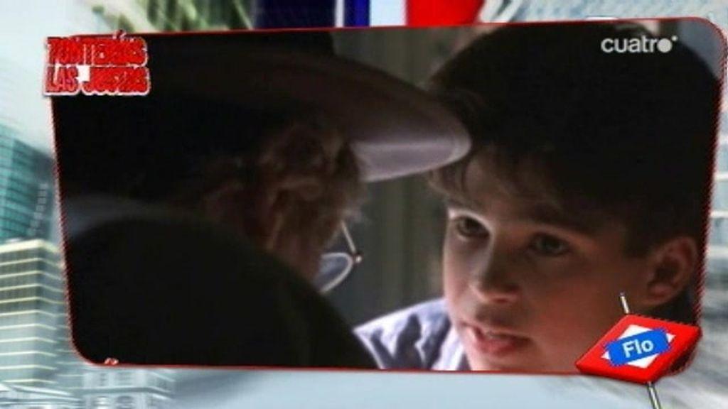 A Al Pacino le ha salido un grano: ¡el Niño Mierda!
