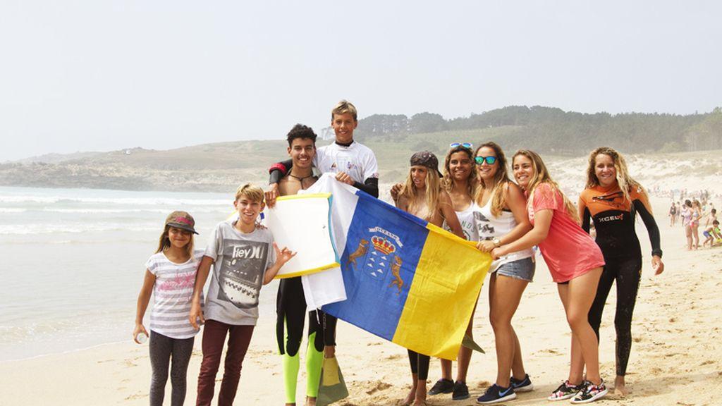 Las mejores fotos del Campeonato de España de Bodyboard