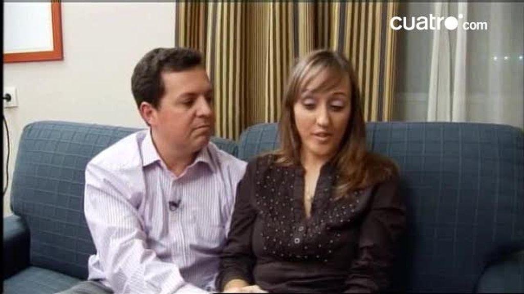 Alejandra y Jhonny abandonan Bodas Cruzadas
