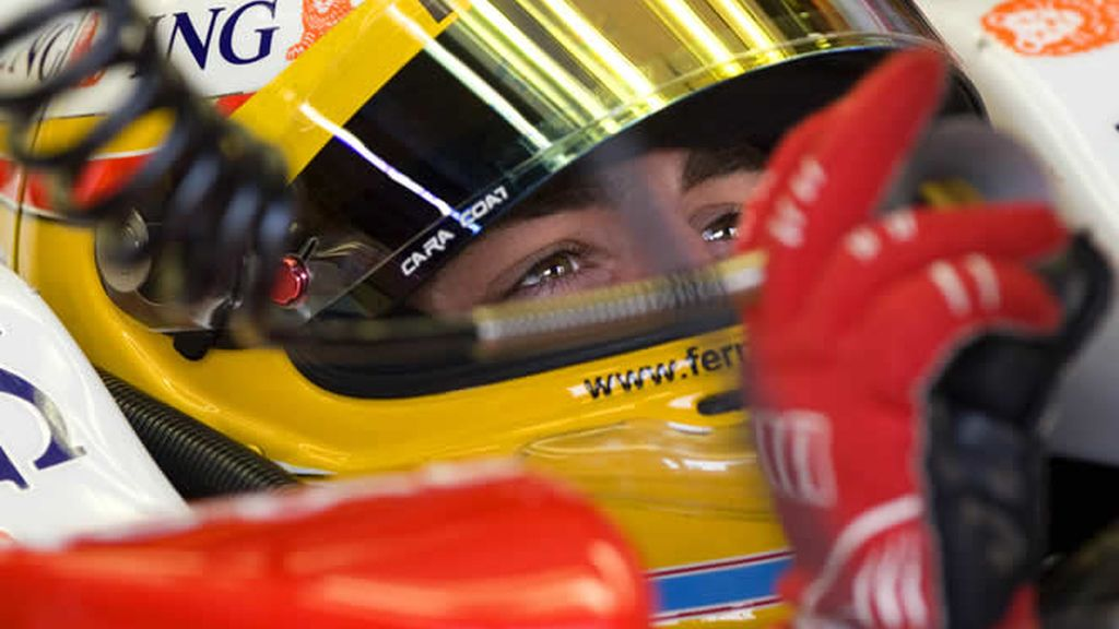 Alonso termina séptimo en el GP de Mónaco