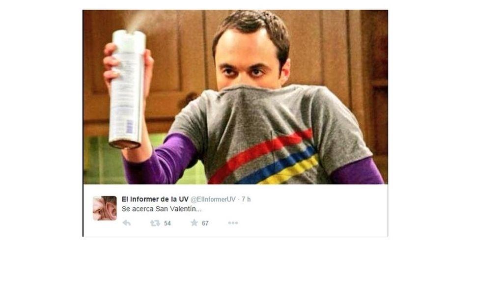 Las bromas sobre el Día de los enamorados invaden las redes sociales