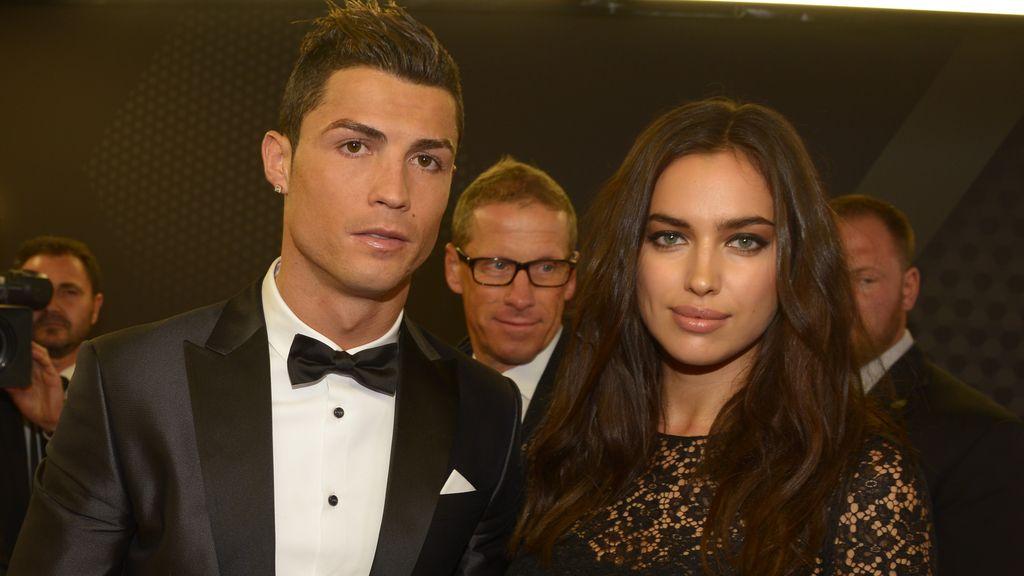 Cristiano Ronaldo e Irina Shayk