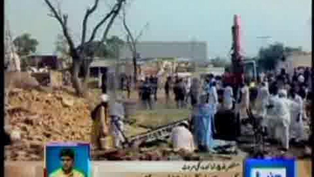Atentado suicida contra una comisaría en Pakistán
