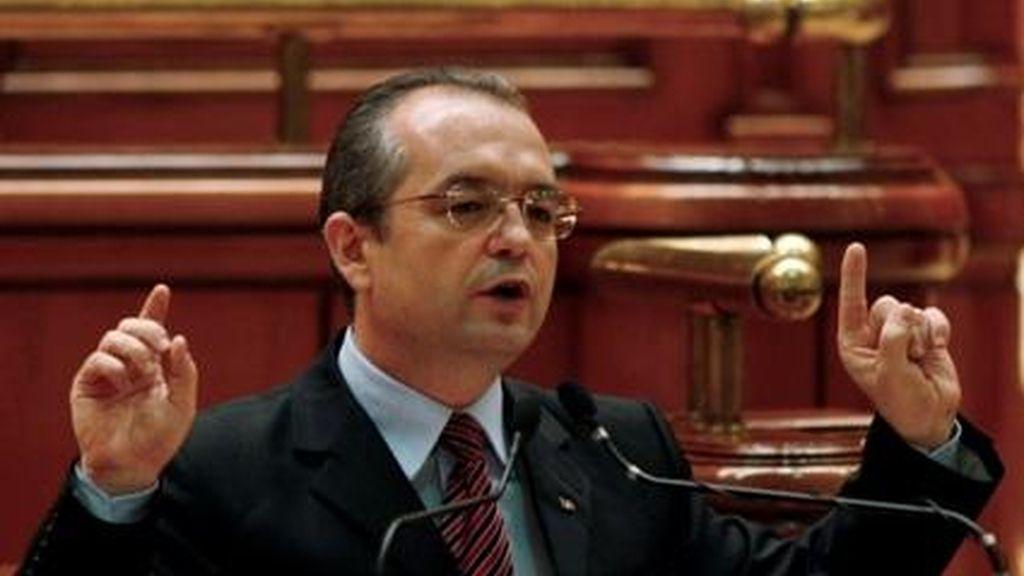 Emil Boc, ex primer ministro de Rumanía