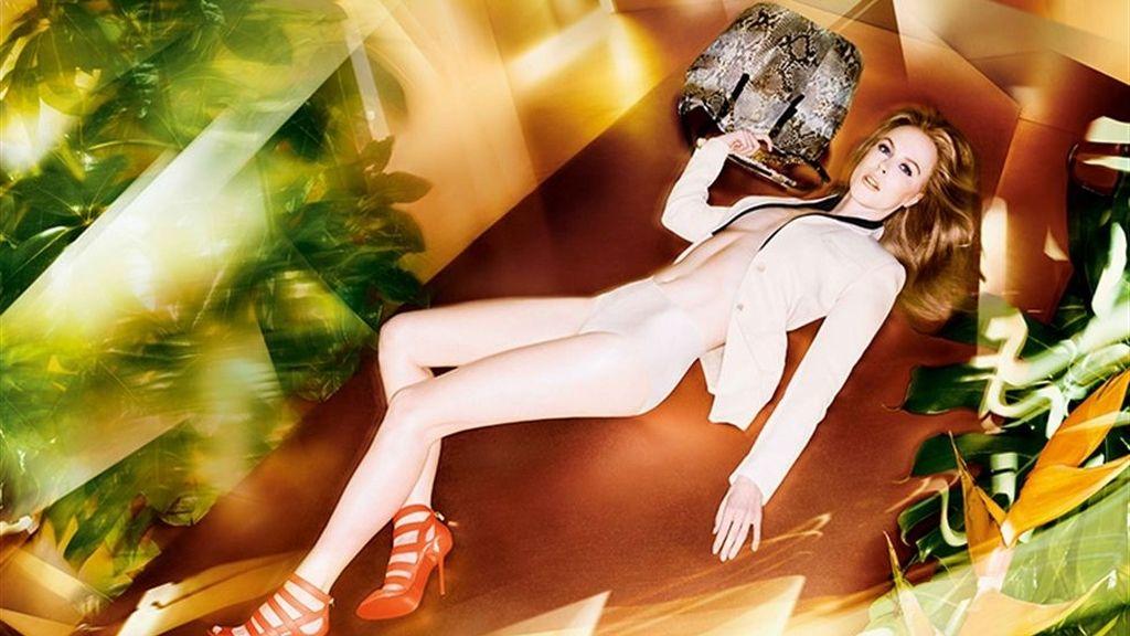 Nicole Kidman, sensual para Jimmy Choo