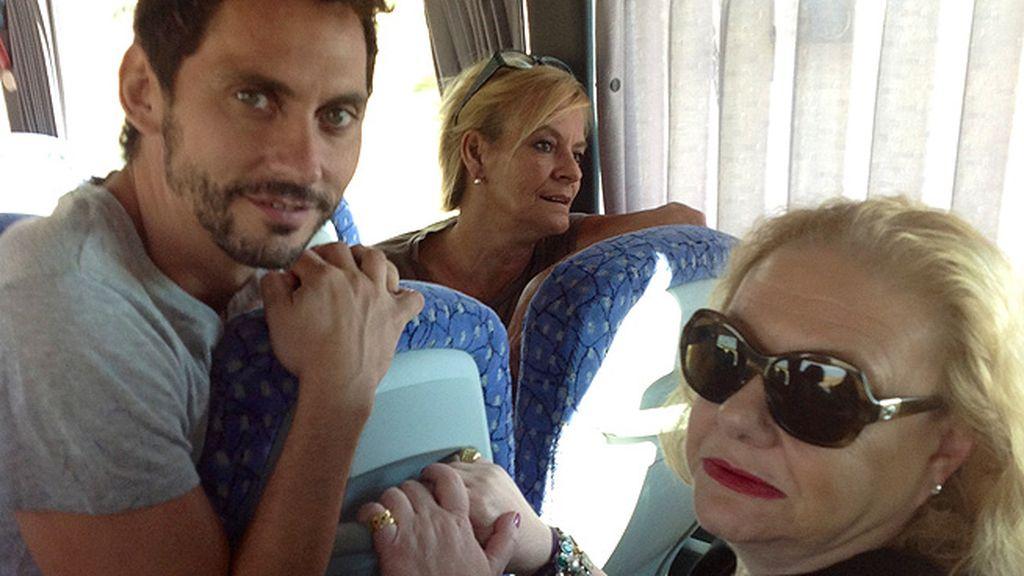 Nos vamos al FesTVal de Vitoria con los protagonistas de 'Aída'