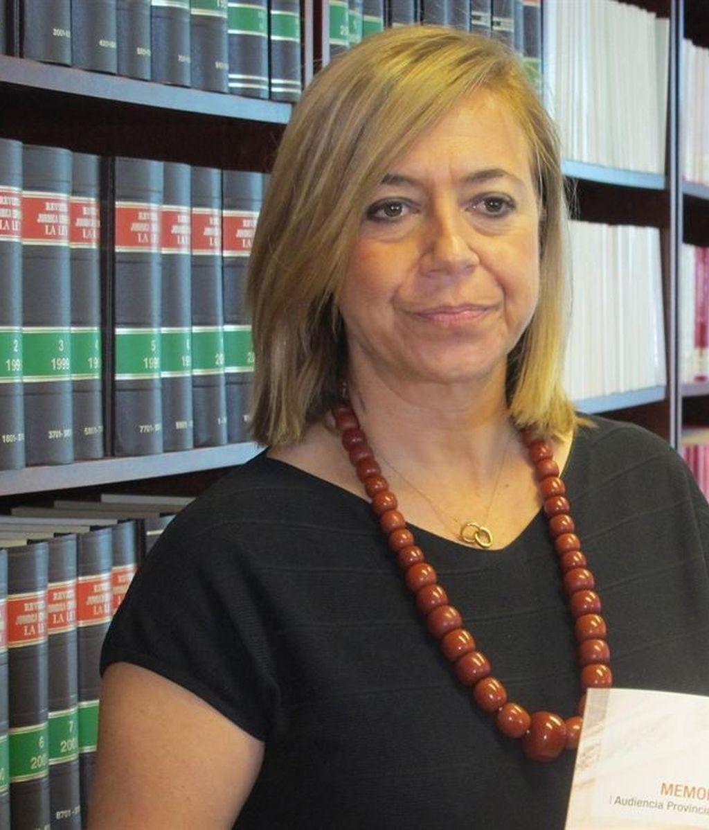 La jueza Ana María Ferrer