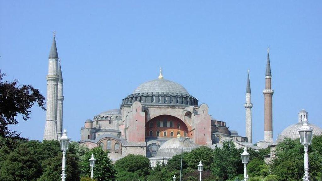 Catedral Hagia Sophia, Estambul