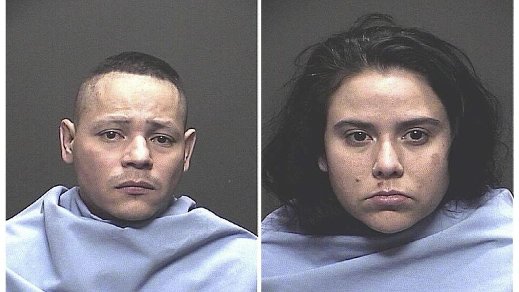 Fernando Richter y Sophia Richter han sido detenidos por secuestrar a sus hijas