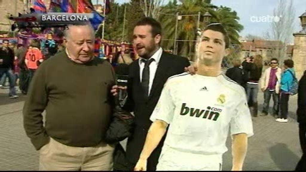 ¿Quién ganaría en un torneo de tolerancia entre las aficiones del Madrid y del Barcelona?