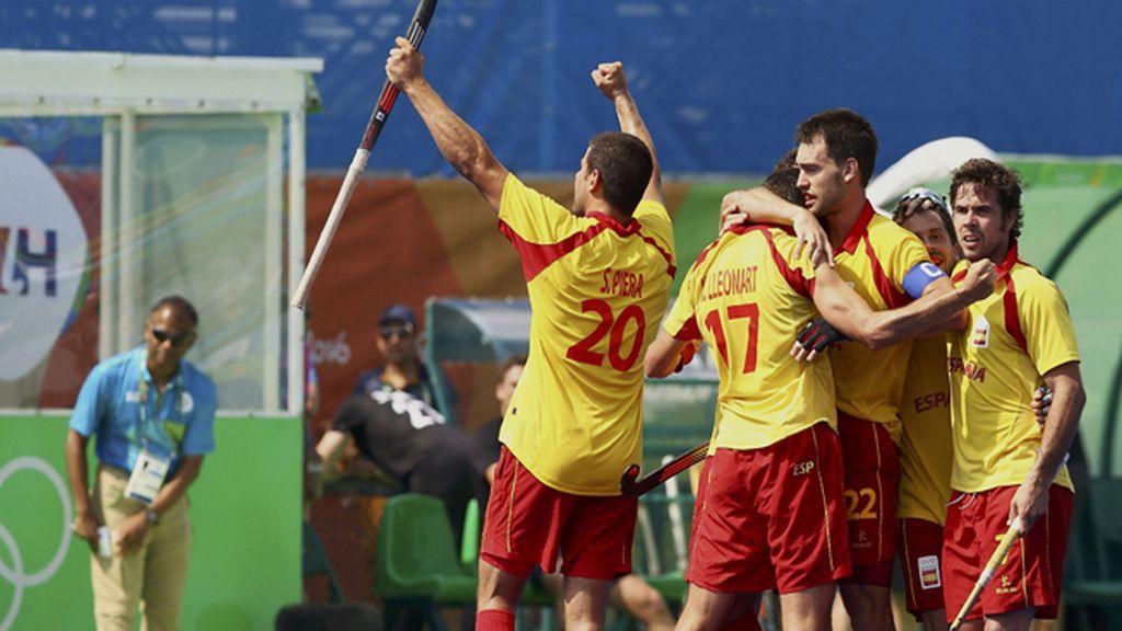 Los 'Red Sticks', a cuartos por la puerta grande tras vencer a Nueva Zelanda