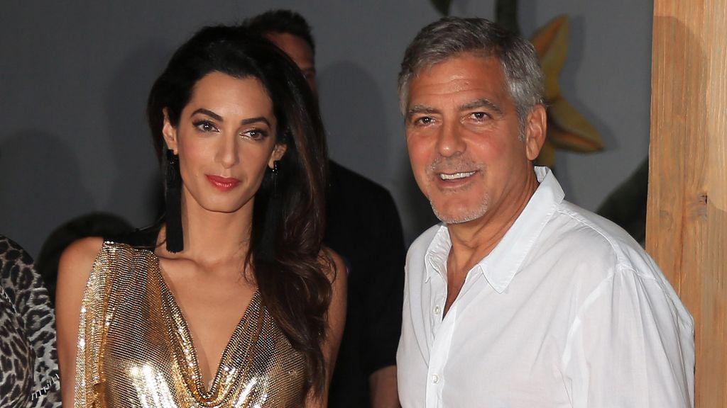 """George Clooney sobre su matrimonio con Amal: """"me dijeron que no iba a durar"""""""