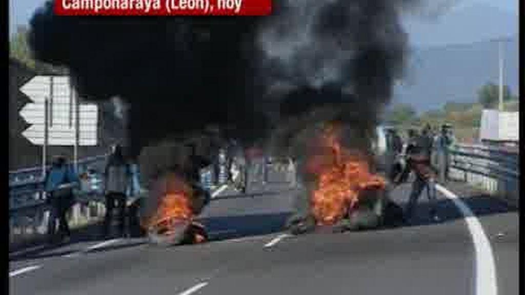 Protestas por la reforma laboral