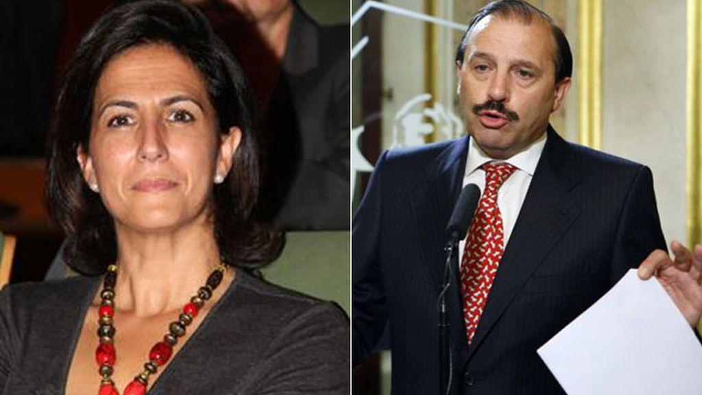 Isabel Borrego, mujer de Vicente Martínez Pujalte, es secretaria de Estado de Turismo