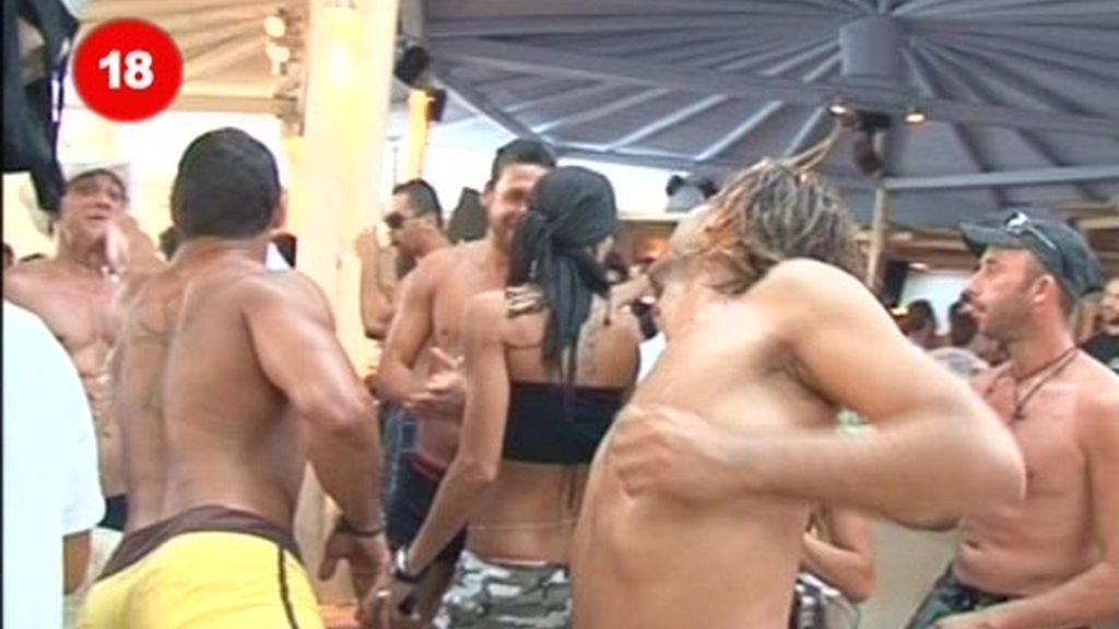 Mykonos y Santorini: Sex on the beach