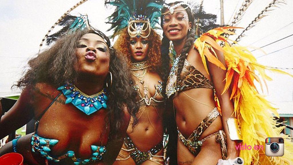 La de Barbados volvió a sus orígenes de la forma más divertida