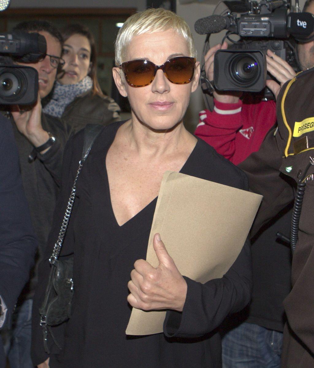 Juicio a Ana Torroja por fraude fiscal