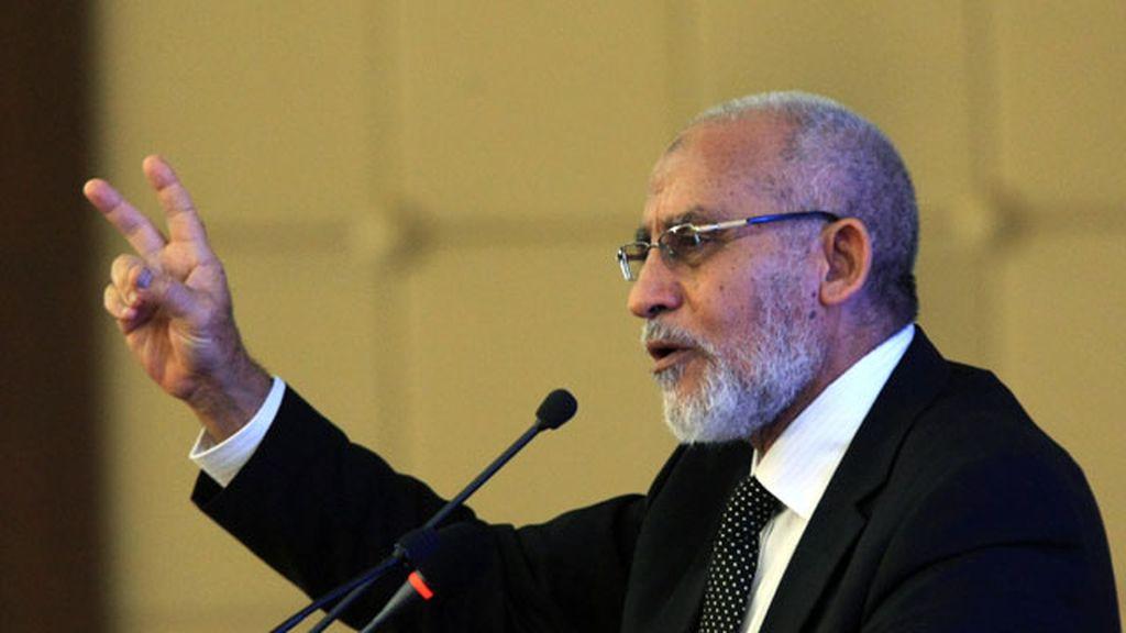 Mohamed Badie, líder de Hermanos Musulmanes