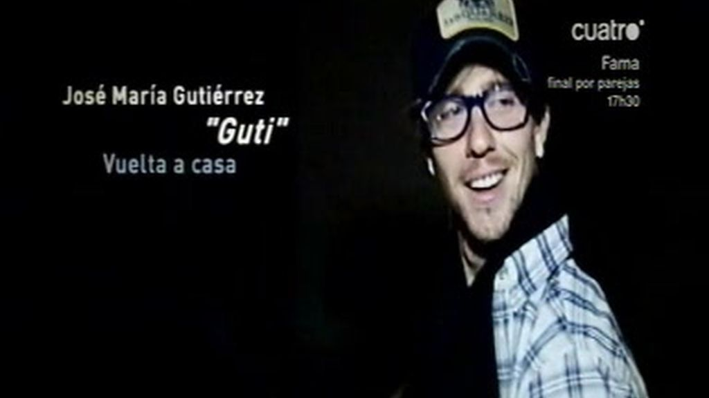 Reportaje sobre Guti (2 de 2)