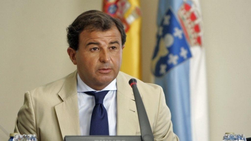 Javier Guerra, conselleiro de Economía de Galicia