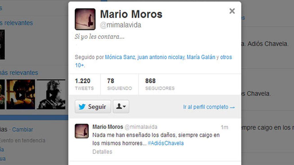 Mario Moros
