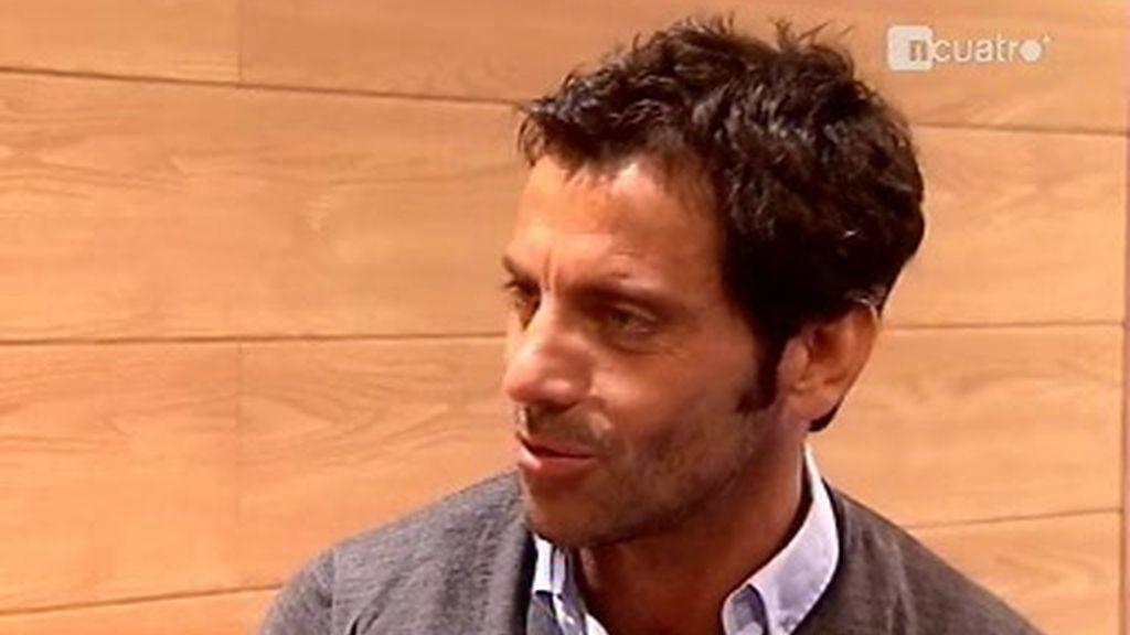 Manolo Lama entrevista a Quique Sánchez Flores