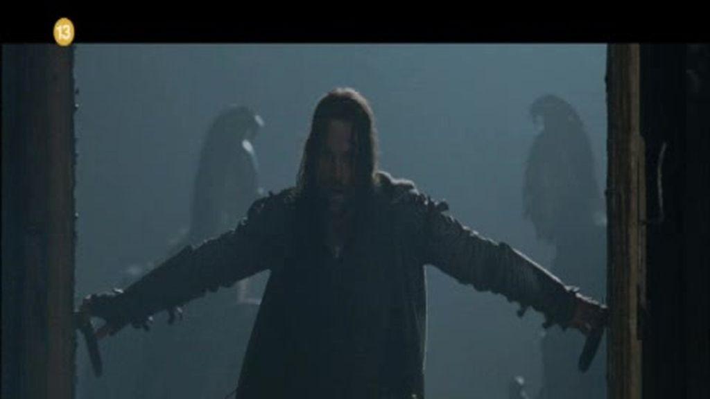 Promo cine: El señor de los anillos: Las dos torres