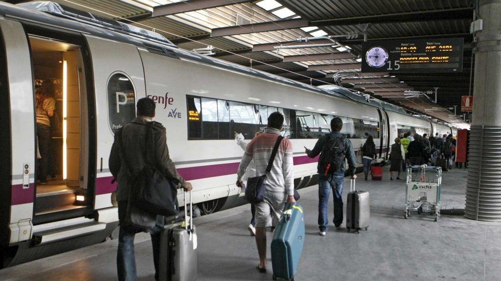 Los menores de 14 años no podrán viajar en el 'AVE silencioso'