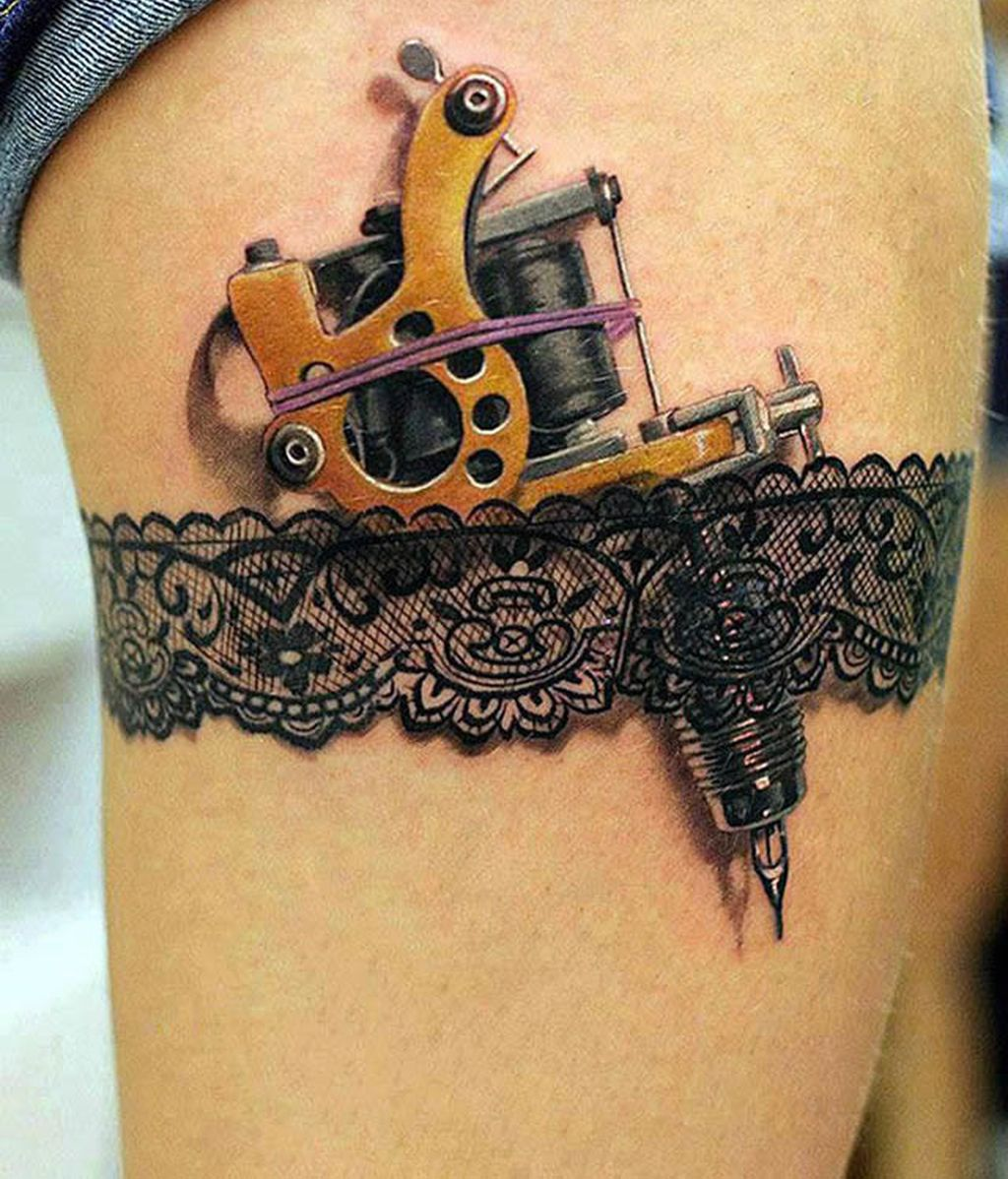 Cuando los frikis eligen tatuarse