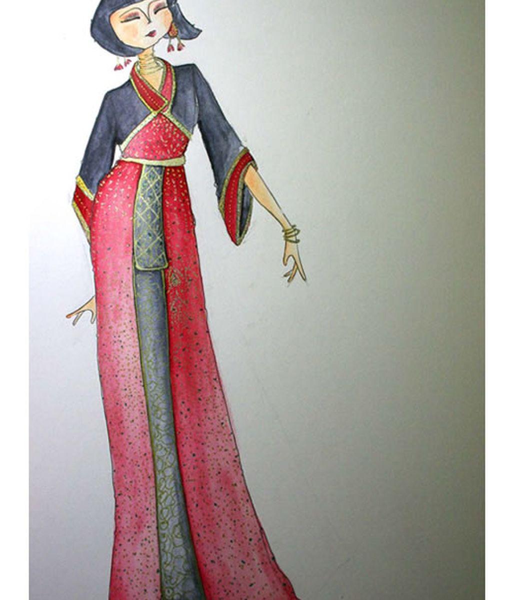 Vestido Noemí