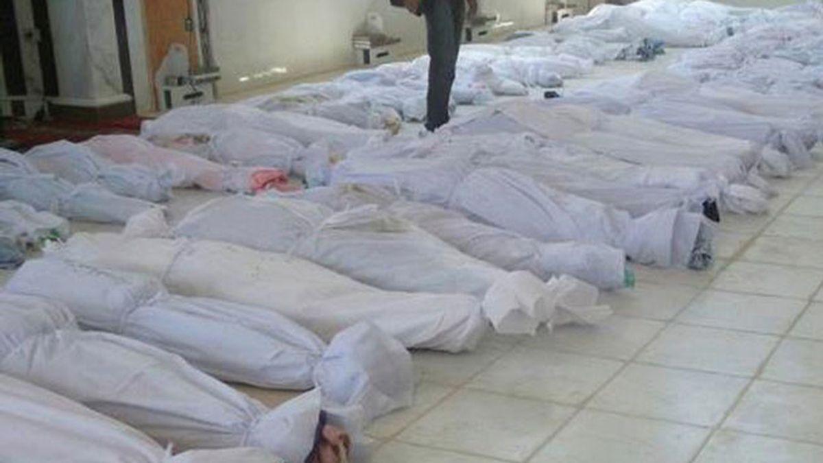 Matanza en Homs