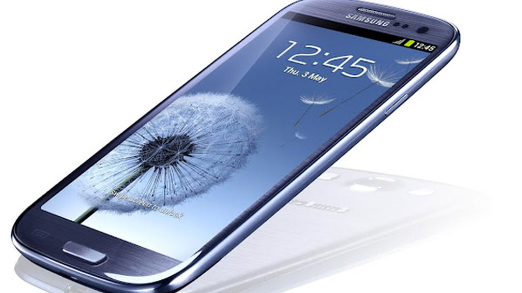 El Samsung Galaxy S III llega con Android Ice Cream Sandwich y posibilidades NFC.