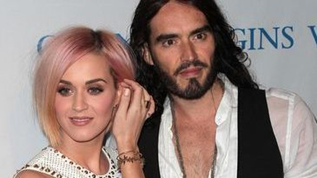 Divorico Katy Perry y Russell Brand