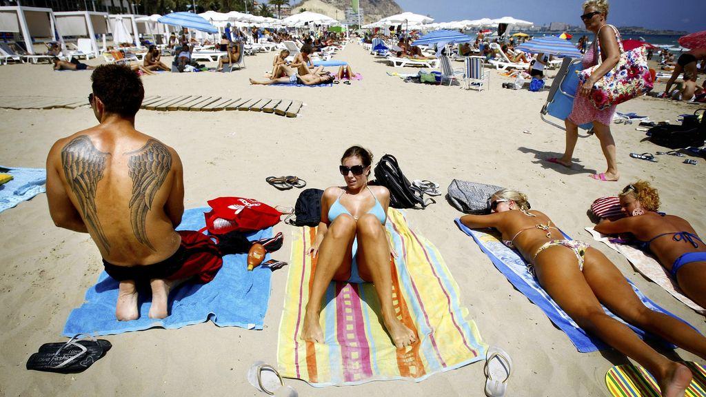 Las temperaturas superarán los 30 grados en buena parte de España.