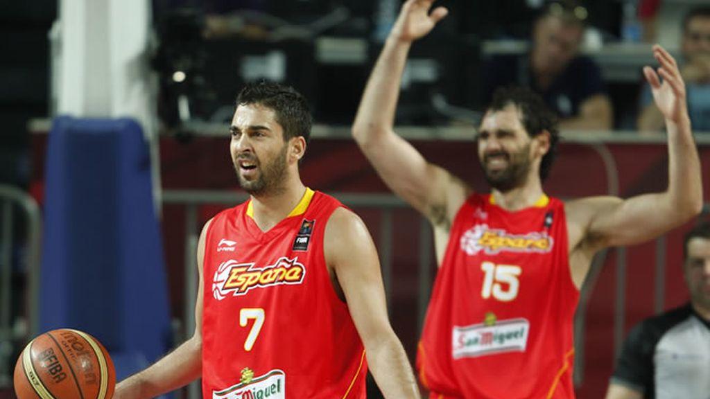España cae en cuartos del Mundobasket
