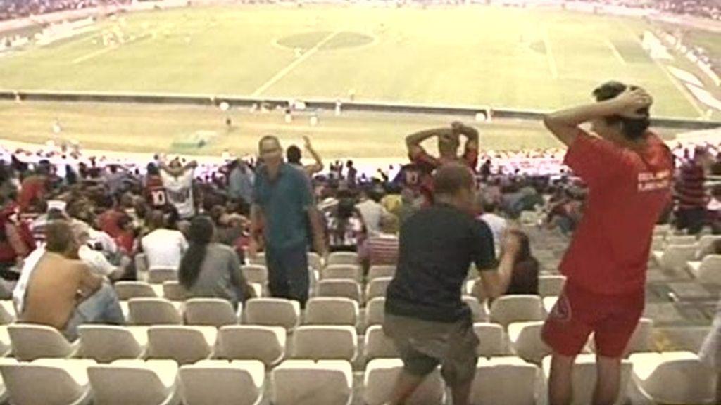 Río de Janeiro: El estadio de Maracaná