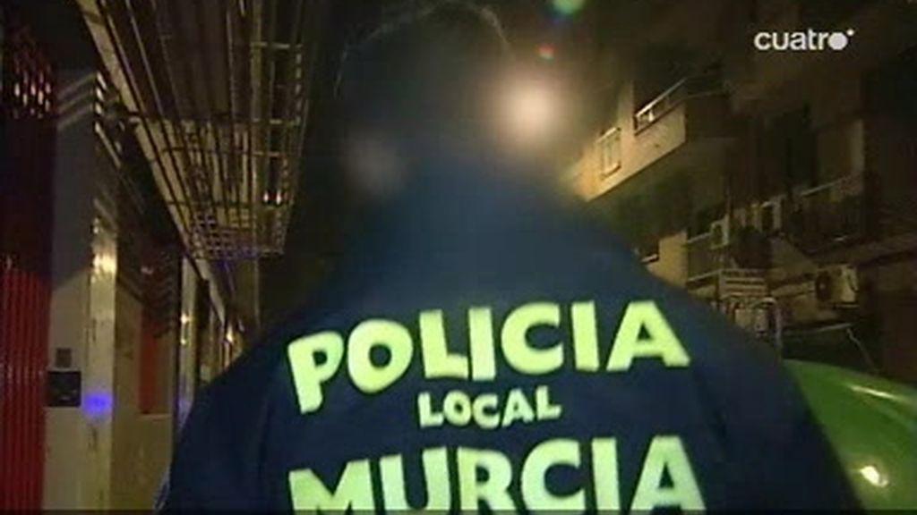 Las Mañanas patrulla Murcia
