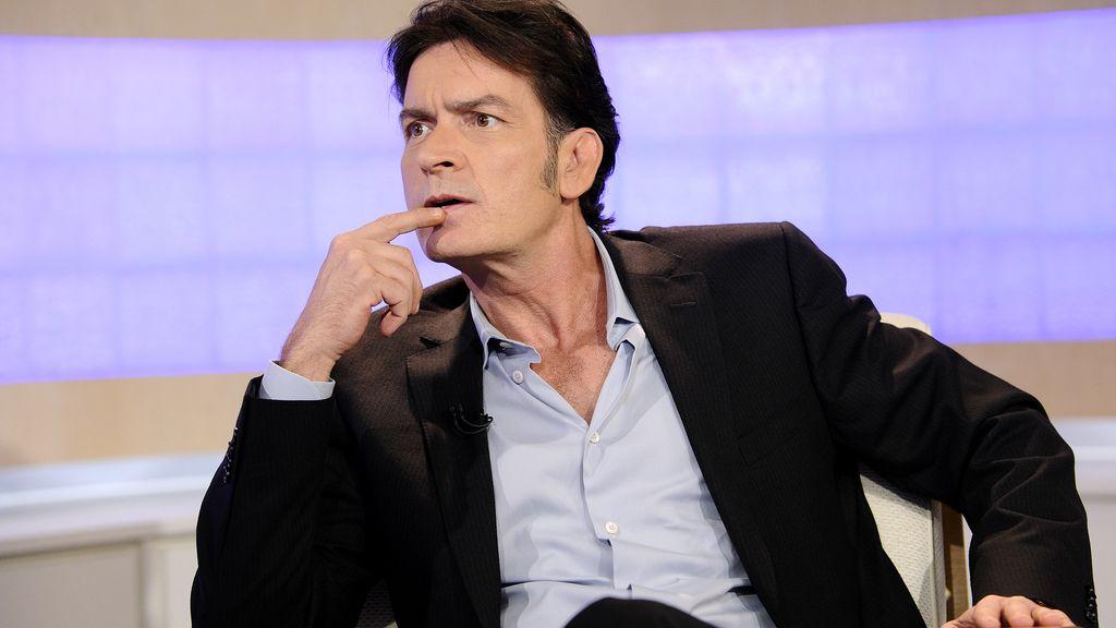 Charlie Sheen en una imagen de archivo