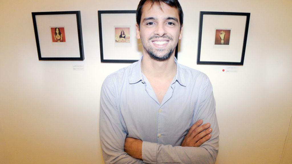 El productor Patricio Binaghi