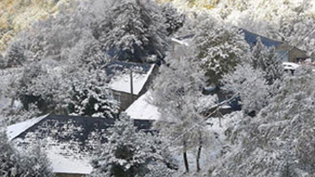 Se acumulan en el Pirineo más de medio metro de nieve nueva en las cotas altas
