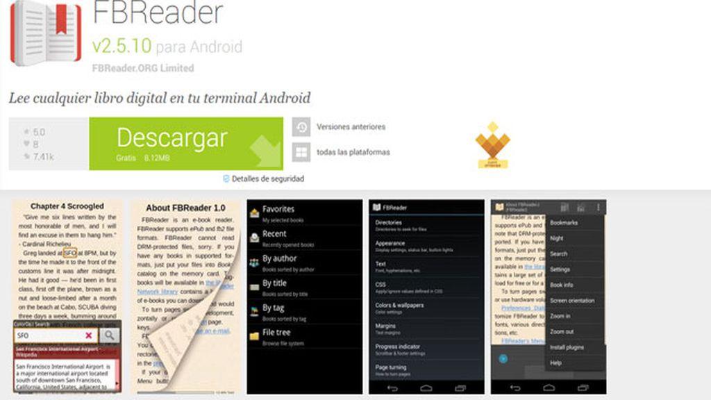 11 'apps' Android para celebrar el Día Internacional del Libro