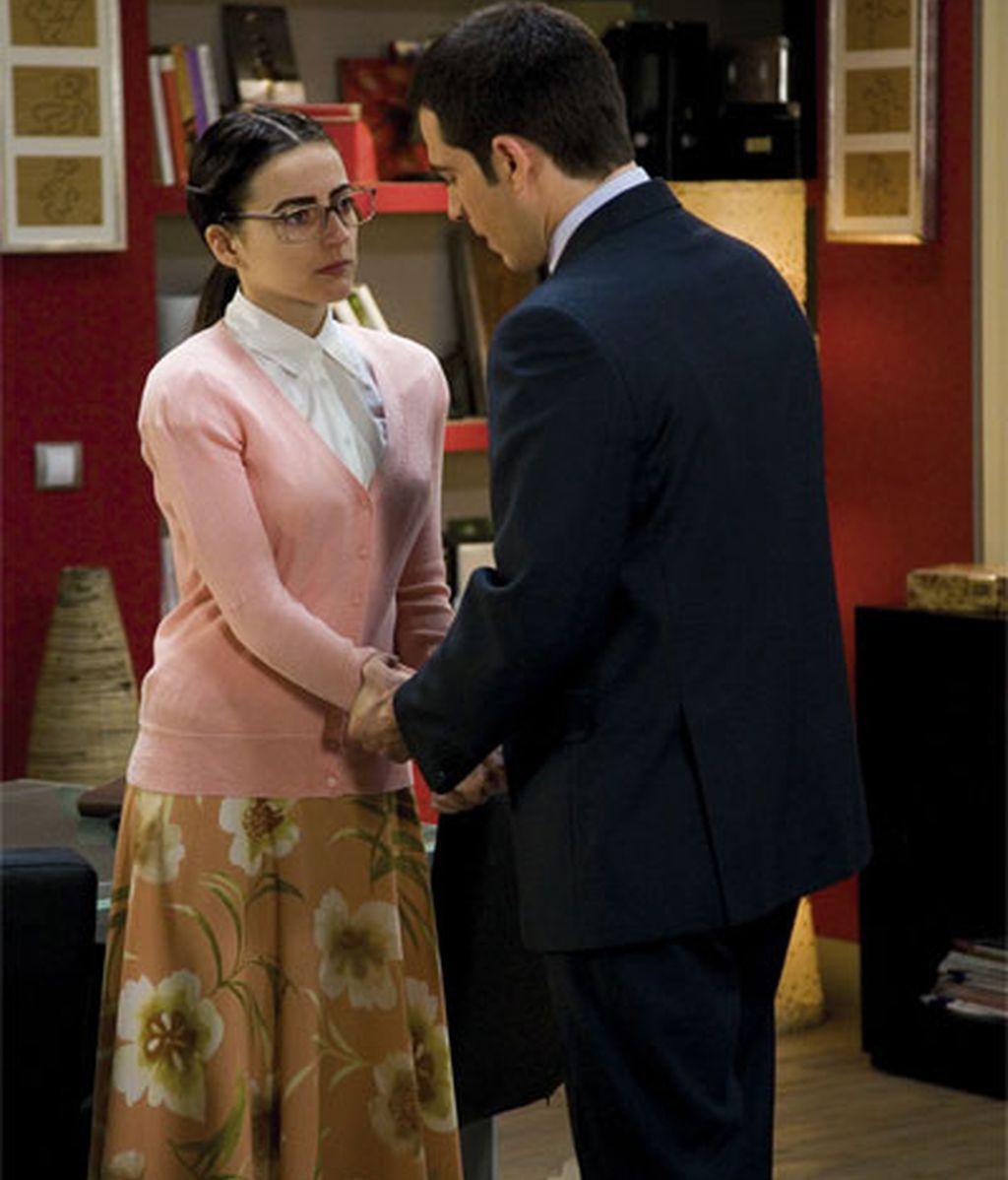 Álvaro y Bea, un amor imposible