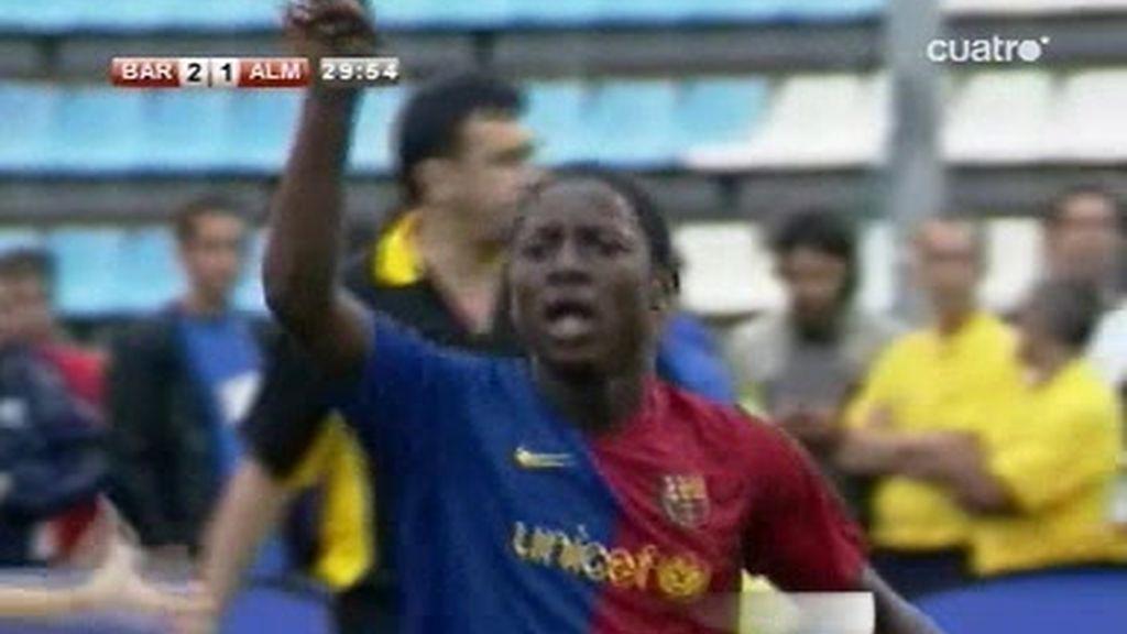 El Barça se proclama campeón del torneo de fútbol 7