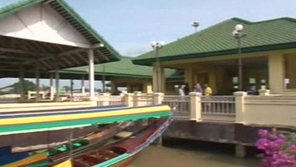 Bangkok: Los canales y los suburbios