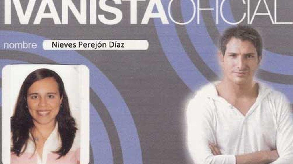 Nieves Perejón Díaz