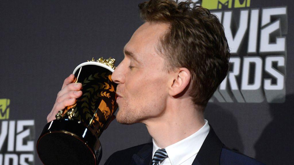 Premio al mejor villano: Tom Hiddleston por The Avengers