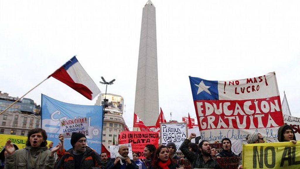 La Iglesia chilena se ofrece a mediar entre los estudiantes y el Gobierno